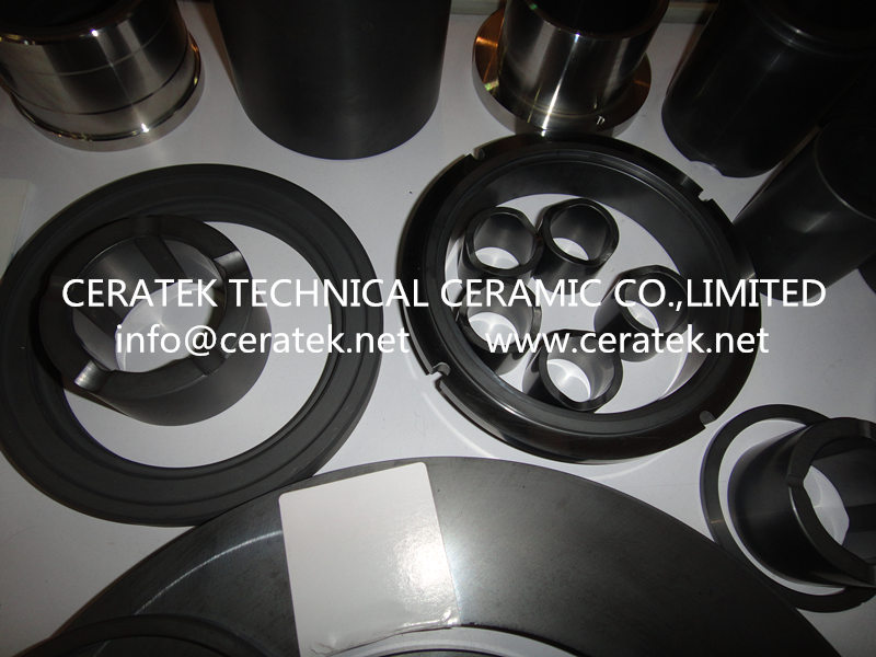 Sintered Silicon Carbide Ceramic