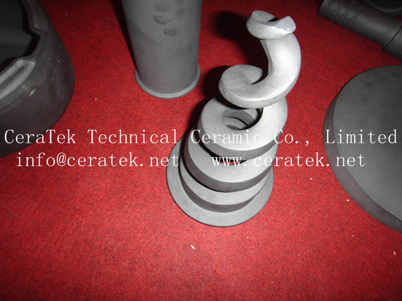 Reaction Bonded silicon carbide ceramic
